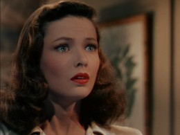 "Gene Tierney: ""An angel face with the darkest of hearts""."
