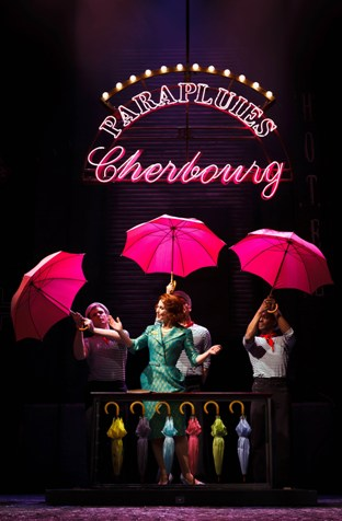The Umbrellas of Cherbourg is a vivacious adaptation of the original film and has been directed and written from the heart.