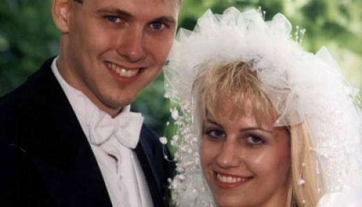 "Paul Bernardo and Karla Homolka, better known as the ""Ken and Barbie"" murderers. He's incarcerated; she was released in 2005 after striking a plea deal to manslaughter."