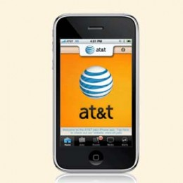 AT&T iPhone app, great for paying your phone bill from your phone.