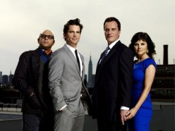 Recommended Smart Criminal Movies & TV Shows Like White Collar