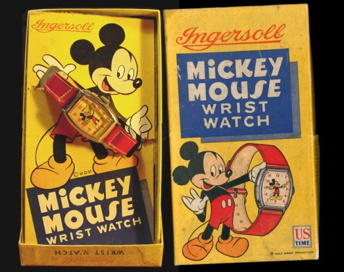 Image from www.MickeyMouseWatches.co.uk