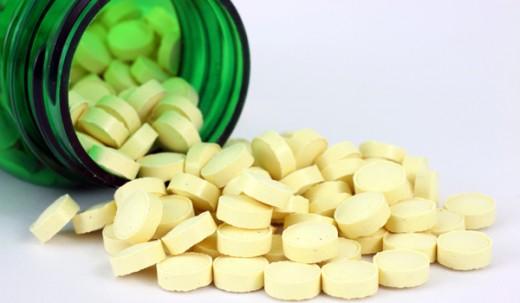 Iron Supplement (pills)