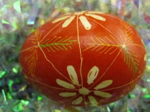 Beginner egg