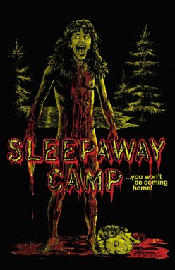 "John's Horror Banana-nanza Episode Five: The ""Sleepaway Camp"" Series"