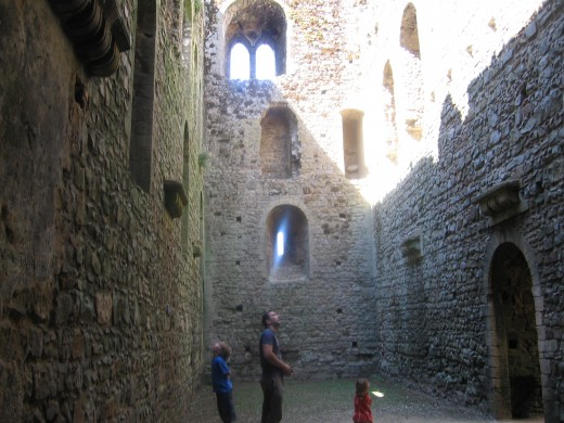 The stone keep