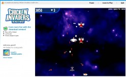 Blast the Chickens - Free Online Game
