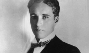 Charles Spencer Chaplin born on April 16, 1889, silent movie comic actor used slapstick shtick to elicit emotions, laughter and action in the dark days of indifference.