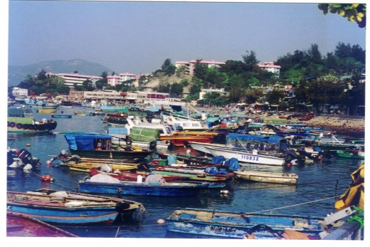 Cheung Chau Is. Hong Kong