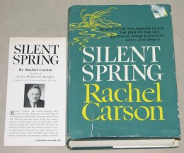 Silent Spring - Book of the Month Club