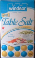 Salt An Ingredient Used Everyday