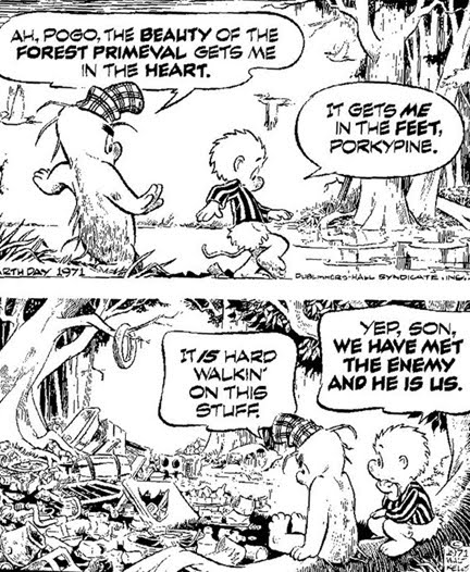 Pogo - Earth Day