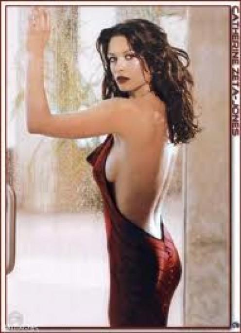 The beautiful Catherine Zeta Jones shows us how it's done