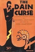 Dashiell Hammett's The Dain Curse (1929): Another Vintage Book Review