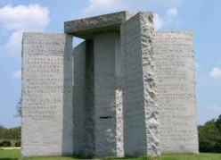Georgia Guidestones Revealed