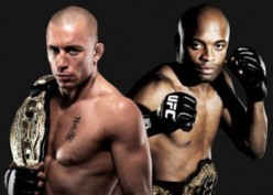 Dream Match: Anderson Silva or Georges St Pierre, who's the better fighter?