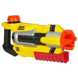 Supersoaker Transformer Water Blaster - Bumblebee
