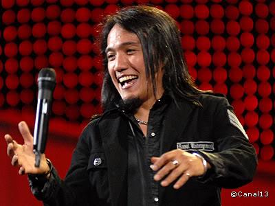 Arnel Pineda - lead singer for legendary rock band, JOURNEY