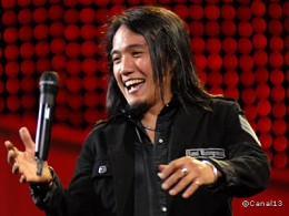 Arnel Pineda - lead singer for legendary rock band, JOURNEY