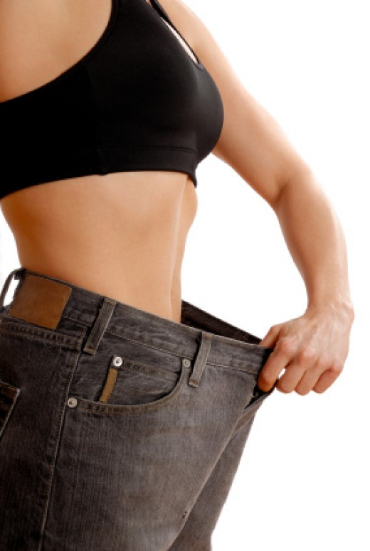 Lose weight and fit into those jeans.