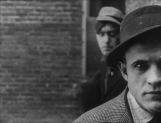 D. W. Griffith's The Musketeers of Pig Alley (1912)