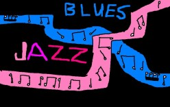 Jazz and Blues everywhere!