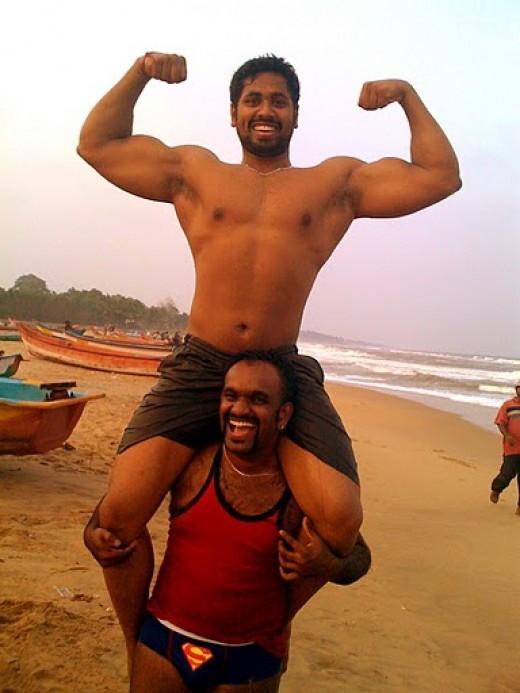 Natural Biceps