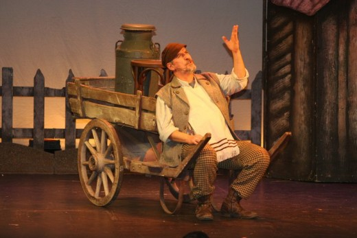 "Fiddler on the Roof... a favourite! http://www.youtube.com/watch?v=HzK3Jl64dyc ""Sunrise Sunset"" from the Movie."