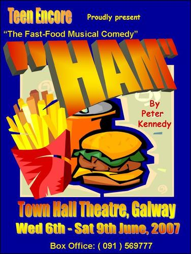 A Musical about Hamburgers?