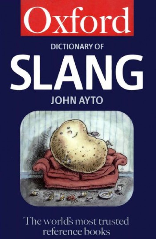 Speak slang