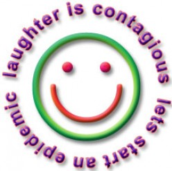 laughter contagious laughing international moment laugh smile quotes april happy cartoon smiling funny every face characters quotesgram cartoons