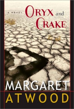 Oryx and Crake First Edition Cover