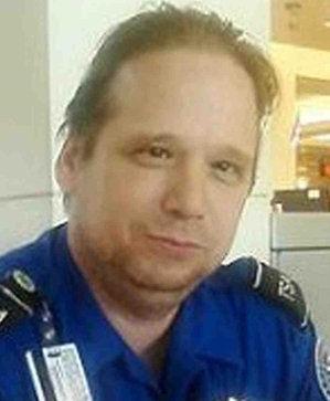 Accused TSA agent