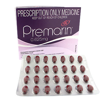Premarin is an example of an extensively used natural estrogen hormone preparation which is, however, non-bioidentical