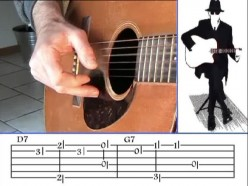 Free Fingerpicking Blues Guitar Techniques And Lessons - The Thumb Is King