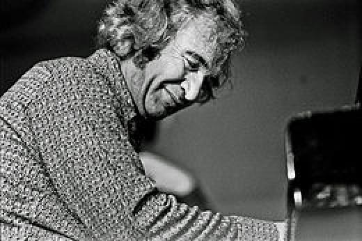 Dave Brubeck in a 1972 performance in Hamburg
