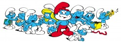 Smurfs Theme Party