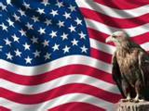 American Flag source liberty works