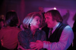 Deneuve & Depardieu at the Badaboom Club