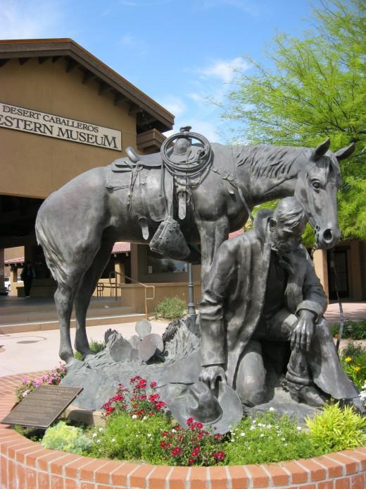 Desert Caballeros Western Museum, Wickenburg Arizona