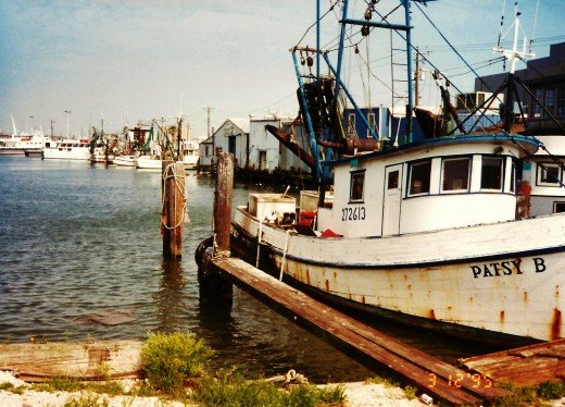 Commercial shrimp boats for sale in autos post for Commercial fishing boats for sale gulf coast