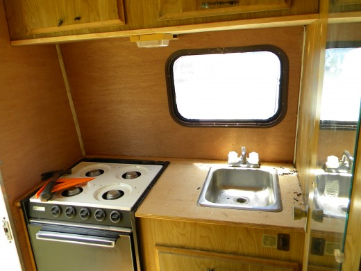 How I Repaired, Remodeled, and Restored an Old RV Camper | AxleAddict