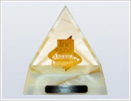 Inc. Magazine 500 Trophy