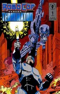 Comic Books That Time Forgot - RoboCop vs. The Terminator (1992)