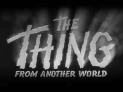 The Thing From Another World (1951) - Film Analysis