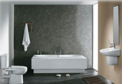 Enjoy Decorating and Furnishing Your Bathroom with Stylish Bathroom Suites