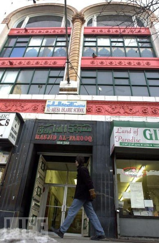 al-Farooq mosque, New York City