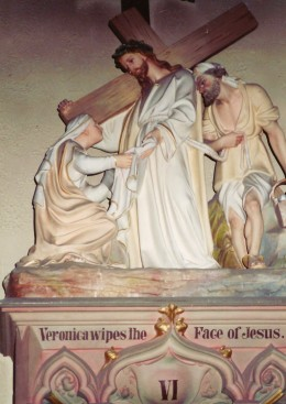 Loretto Chapel Station of the Cross