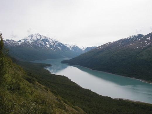 Chugach State Park, Alaska.
