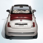 No, not a pedal car..the Fiat 500. A desirable object.
